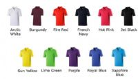Kids Cool Polo - JC40J